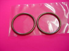 2 Honda 84-87 VT700C 700 Shadow Exhaust Gasket 18291-ME9-000 / VT700 85 86