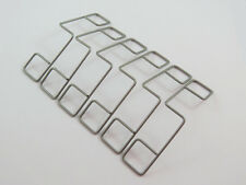 Fence Panel Grips / Clips (Stop Fence Panels Rattling) 6 Pack (1 Fence Panel)
