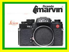 LEICA R6.2 CORPO BLACK -USATO