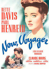 Now, Voyager (DVD, 2001) Bette Davis WORLDWIDE SHIP AVAIL