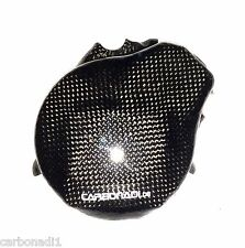 KTM EXC-F 450 500 4t 2017 carbon lima tapa motor tapa cover carbono Carbone