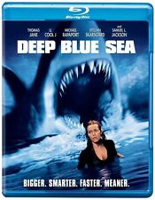 Deep Blue Sea (2012, REGION A Blu-ray New) BLU-RAY/WS