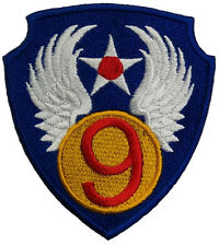 Ecusson / Patch - 9th USAAF