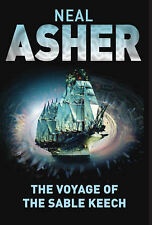 The Voyage of the Sable Keech by Neal Asher (Paperback, 2006)