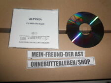 CD Schlager Alpynia - Cry With The Eagle (1 Song) Promo KOCH UNIVERSAL