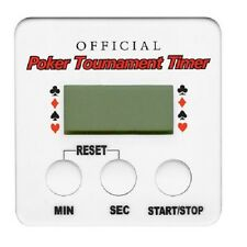 Official Poker Tournament Digital Timer w/ FREE Shipping