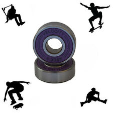 16 Abec 9 wheel bearings stunt scooter Skateboard Quad inline roller skate 7 11
