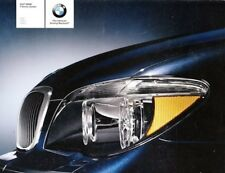 2007 07 BMW 7 Series Sedan Original sales Brochure