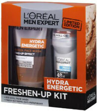 L'Oreal Men Expert Hydra Energetic Freshen Up Kit  Gift Set For Him