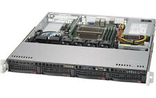 *NEW* SuperMicro SYS-5019S-MN4 1U Server with X11SSH-LN4F Motherboard