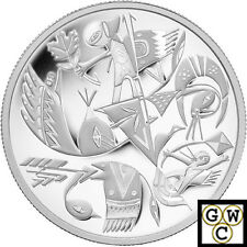 2013 'Canadian Contemporary Art' Proof $20 Silver Coin .9999 Fine (NT) (13260)