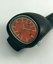 Omax mechanical space age design, Collectible watch, UFO from 1960's