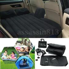 Inflatable Car Mobile Cushion Seat Sleep Rest Mattress Air Bed Outdoor Sofa Mat