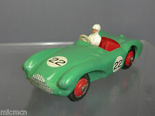 "DINKY TOYS MODEL No.110 ASTON MARTIN DB3s  ""LIGHT GREEN VERSION"""