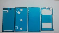 Sony Xperia Z1 L39H Adhesive Glue Sticker Tape 4pcs/set.