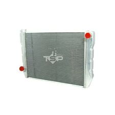 """TSP FORD RADIATOR - 24""""WX19""""HX3""""D, 1-1/2"""" TOP INLET, 1-3/4"""" BOTTOM OUTLET HC6009"""