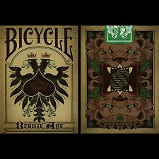 Bicycle Bronze Age Playing Cards Poker Spielkarten