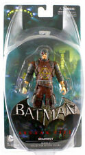 BATMAN ARKHAM CITY DC DIRECT SERIES 4 DEADSHOT ACTION