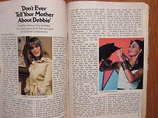 October 23-1976 TV Guide(DEBBIE WEEMS/LINDA LAVIN/RICHARD B. SHULL/MISTER ROGERS
