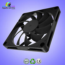 Ultra Thin Fan (80x80x10mm) 2 Pin 5 V dc Case Fan, LED cooling, Cpu (8x8x1cm) UK