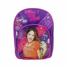 Disney Violetta Arch Love Music Passion School Bag Rucksack Backpack New Gift