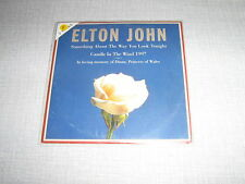 ELTON JOHN CDS GERMANY CANDLE IN THE WIND 1997