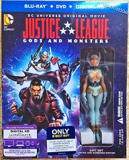 Justice League: Gods And Monsters Figurine ONLY NO Blu-ray NO DVD NO UV HD Copy