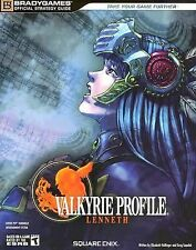 Valkyrie Profile : Lenneth Official Strategy Guide by BradyGames Staff (2006,...