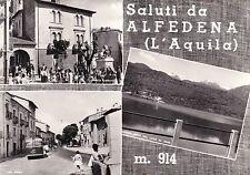 # ALFEDENA: SALUTI DA