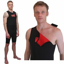 Thermal lined 2mm Neo undersuit (SJ) wear UNDER  wetsuit for extra core warmth