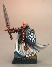 Sir Malcolm Crusaders Srgt Reaper Miniatures Warlord RPG Paladin Fighter Melee
