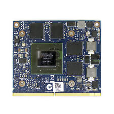 Nvidia Quadro K2100M 2GB GDDR5 Mobile Video Card Dell G4FN0 N15P-Q3-A1 M4800