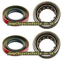 REAR WHEEL BEARING KIT JEEP WRANGLER (YJ) 1990-1995 WITH DANA35 REAR AXLE