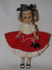 "Robert Tonner 8"" Tiny Betsy McCall Ann Estelle Doll W/Scottie Skirt"