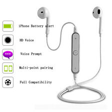 Handsfree Voice Calling Wireless Stereo Bluetooth Headphones For Cell Phone 6S