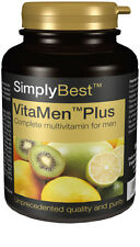 Simply Supplements VitaMen Multivitamins 360 Tablets (S864)