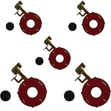 X5 Red Replacement Clickwheel Click wheel+Middle Button For iPod Video 5th Gen