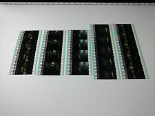 Queen Of The Damned 5 Strips 35mm Film Cells RARE Aus + FREE POST