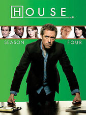 House - Season 4 (DVD, 2015, 4-Disc Set)547