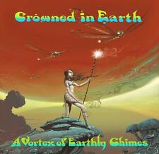 CROWNED IN EARTH: A vortex of earthly chimes; Black Widow Records BWR 148 LP Neu