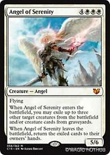 ANGEL OF SERENITY Commander 2015 MTG White Creature — Angel Mythic Rare