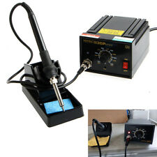 936Power 110V 220V SMD Electric Soldering Station Rework Welding Iron With Stand