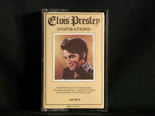 Elvis Presley. Inspirations. Cassette Tape. Made In Australia. K-tel Records.