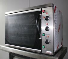 Infernus Multi Function Electric Convection Baking Oven 108Ltr