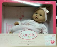 COROLLE MON PREMIER BEBE CALIN Maria Baby Doll  (18+ Months) BMD56-0