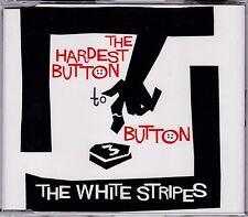 The White Stripes - Hardest Button To Button **2003 Australian CD Single**