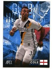 2016 Topps Apex MLS Soccer BLUE Parallel Global Influence #/99 - ASHLEY COLE