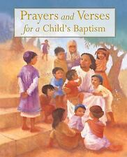 Prayers and Verses for a Child's Baptism by Sophie Piper (2016, Picture Book)
