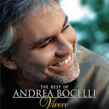 The Best of Andrea Bocelli: Vivere by Andrea Bocelli (CD, Oct-2007, Decca) NEW