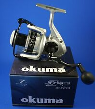 Okuma Azores Z-55S FD 6+1BB 6.0:1 48198 Front Drag Fishing Reel